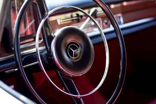 Mercedes-benz 220s Ano 1962