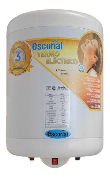 Termotanque Electrico 53,5 L E/i Escorial