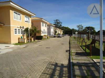 Casa Com 3 Dormitórios À Venda Por R$ 419.990 - Glória - Macaé/rj - Ca0788