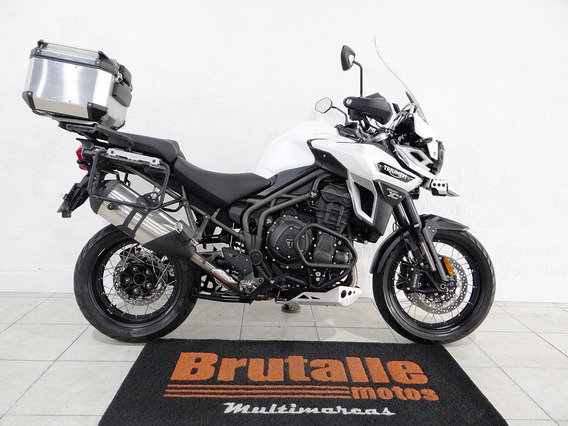 Triumph Tiger Explorer 1050