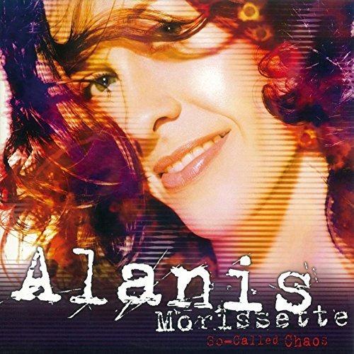Alanis Morissette So-called Chaos Vinilo Nuevo Importado