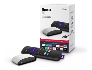 Roku Se Streaming Smart Tv Box Hdmi Wifi Caja Oficial