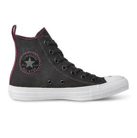 Tênis Converse Chuck Taylor All Star Preto/bordo Ct1258002