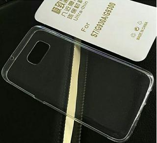 Galaxy S7 Tpu Transparente Crystal Clear