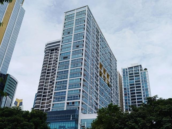 Apartamento En Alquiler En Bayfront 19-12060hel* Avenida B.