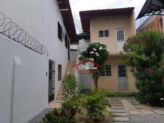 Apartamento Com 2 Dormitórios Para Alugar, 70 M² Por R$ 900,00/mês - Fátima - Fortaleza/ce - Ap0640