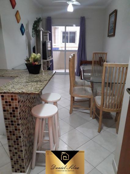 Lindo Apartamento Frente Para O Mar Com Varanda Gourmet 150