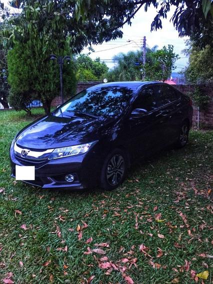 Honda City Lx Cvt 2015/2015 116cvs Flex