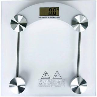 Balança Digital Vidro Temperado Capacidade 180 Kg