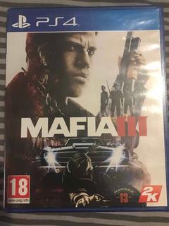 Mafia 3 Juego Ps4- Usado Físico