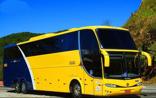 Imagem 1 de 15 de Ônibus Marcopolo Paradiso 1600 Ld G6 Scania K380 Leito Novo
