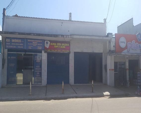 Loja Para Alugar No Bairro Trindade Em São Gonçalo - Rj. - 1258 - 1258 - 34340090