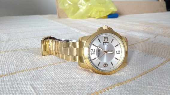 Relógio De Pulso Mondaine 78643gpmv