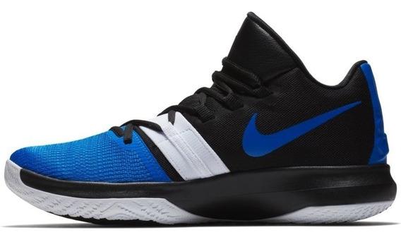Tenis Nike Kyrie Flytrap Azul, Blanco # 5 Al 9 Mx 100% Orig
