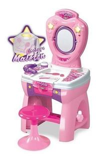 Rondi Little Star Tocador Infantil Con Luz Y Maletín