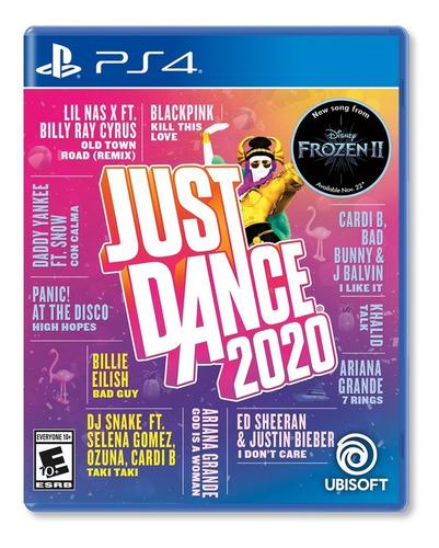Imagen 1 de 4 de Just Dance 2020 - Ps4