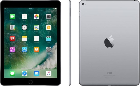 iPad Air 2 Wi-fi+celular 128gb Cinza Espacial + Capa