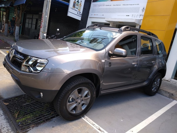 Renault Duster Motor 2.0 4x2 2020 Gris Cassiope