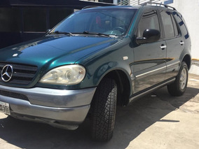 Mercedes Benz Ml Modelo 1997 Unica!!! (o)