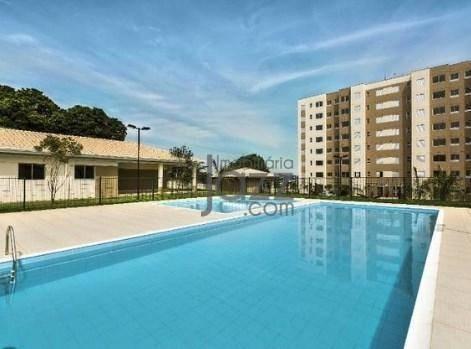 Apartamento Com 2 Dormitórios À Venda, 45 M² Por R$ 188.680,00 - Parque Yolanda (nova Veneza) - Sumaré/sp - Ap2306