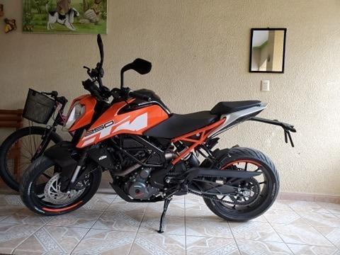 Duke 2019 Ktm 250cc