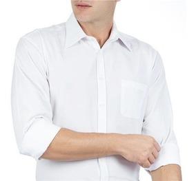 Camisa Manga Longa Masculina Produto De Fabrica