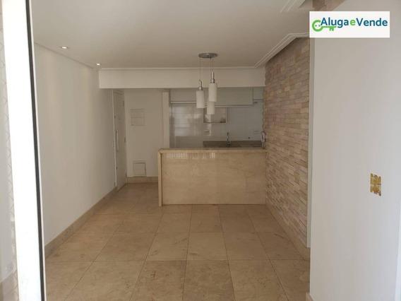 Apartamento Com 3 Dormitórios À Venda, No Condomínio Parque Do Sol 63 M² - Ponte Grande - Guarulhos/sp - Ap0122