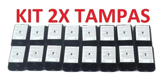 Kit 2x Tampas Suporte De Pilhas Controle Xbox 360 Barato!!