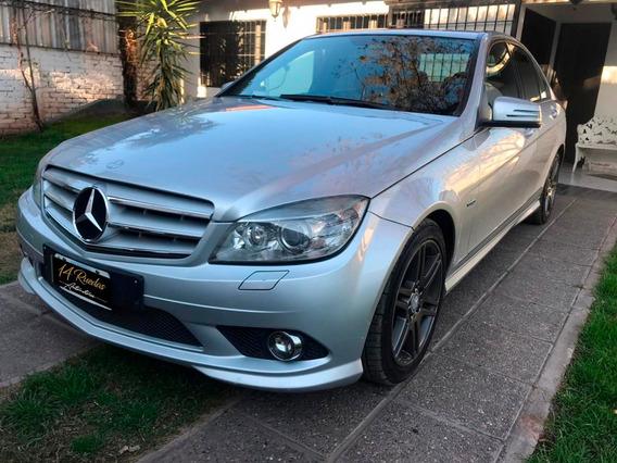 Mercedes Benz Clase C 250 Cgi Blueefficiency 2010
