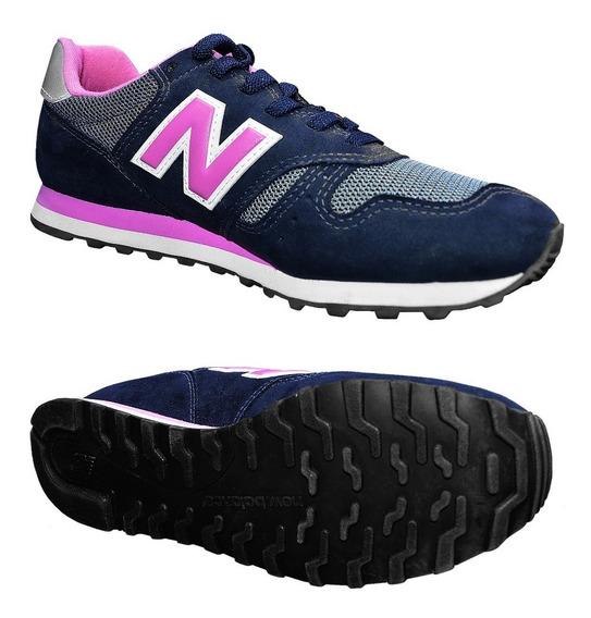Zapatillas New Balance Urbanas W373snpb Mujer Original
