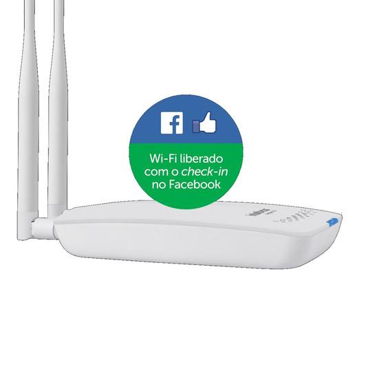 Roteador Wireless Com Ferramenta De Marketing Hotspot 300