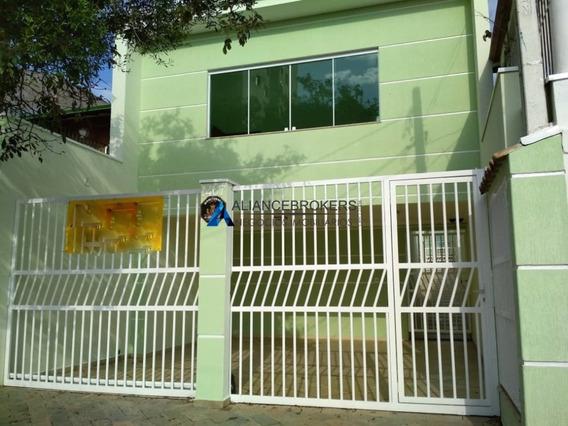 Aluga-se Casa De 94 M² Para Fins Comerciais Na Rua Prudente De Moraes, Jundiaí - Ca01481 - 34134553