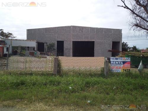Renta De Bodega Industrial En Altamira Sector 3