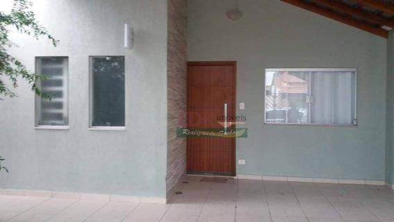 Casa Com 3 Dormitórios À Venda, 124 M² Por R$ 290.000 - Água Preta - Pindamonhangaba/sp - Ca2237