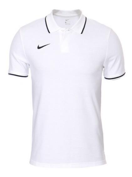 Playera Tipo Polo Nike Tenis Golf Team Algodon Original