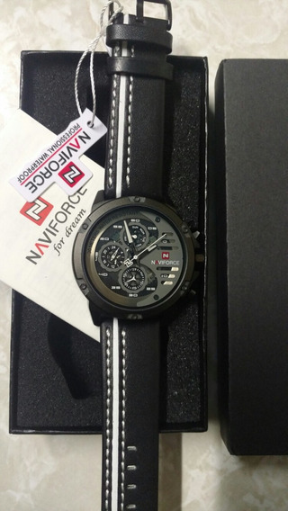 Relógio Naviforce-cinza