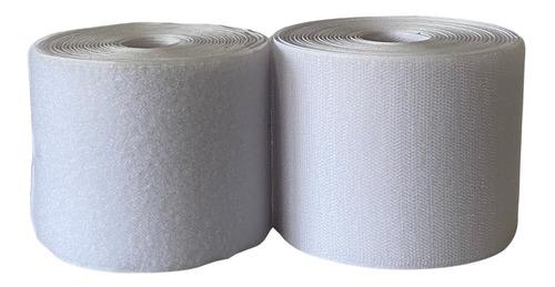 Imagen 1 de 7 de Abrojo 100 Mm / 10 Cm Ancho Rollo De 10 Mts 70% Polyester