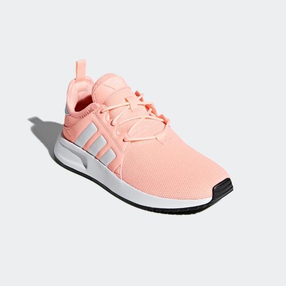 Tênis adidas Originals X Plr Pink