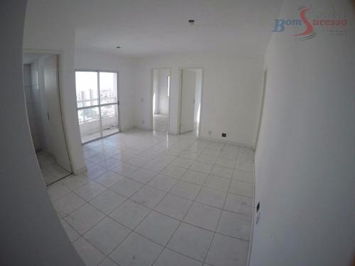 Imagem 1 de 15 de Apartamento Com 3 Dormitórios À Venda, 63 M² Por R$ 320.000,00 - Vila Guarani(zona Leste) - São Paulo/sp - Ap1059