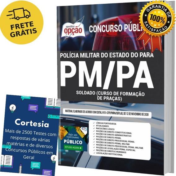 Apostila Pm Pa - Soldado - Polícia Militar Do Pará