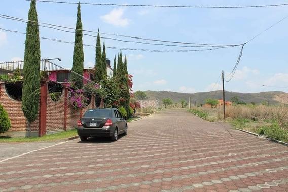 Terreno En Venta Cerca De Cuautla Morelos Facilidades