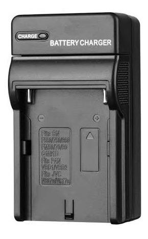 Carregador De Bateria F970 Battery Charger Profissional Rv77