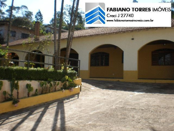 Chácara Para Venda Em São Bernardo Do Campo, Riacho Grande, 4 Dormitórios, 4 Suítes, 5 Banheiros, 3 Vagas - 1765