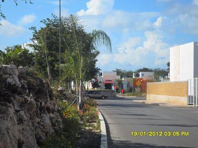 Habitación Con Baño Propio Playa Del Carmen Fracc. Palmas 1
