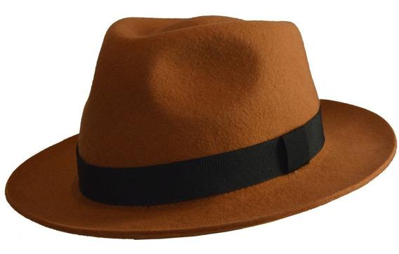 Sombrero De Fieltro Vincent Compañia De Sombreros H834021