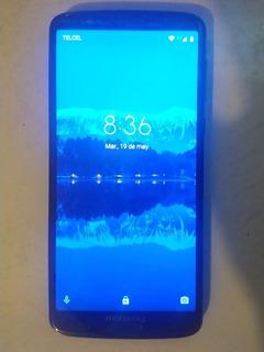 Celular Motorola G6 Plus 64gb Color Índigo Sin Ningún Detall