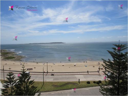 Frente Al Mar ,excelente Ubicacion- Ref: 10023