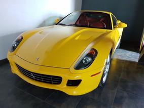 Ferrari Ferrari 599 Gtb Fiorano 2008