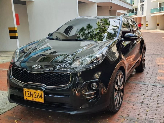Kia Sportage New Sportage Ex Blindaje 2 Plus 2017