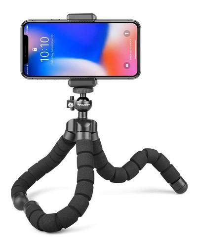 Trípode Flexible Celular Cámara Fotografía Araña Pulpo